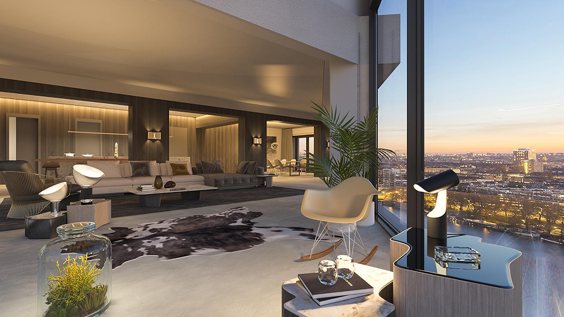 Apartments haut